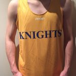 Reversible training singlet