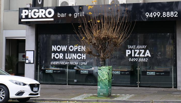 PiGRO restaurant